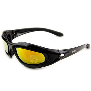 Desert Storm Polarized Military Sunglasses