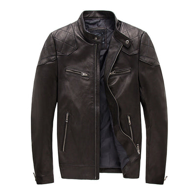 Kobenhavn Leather Jacket