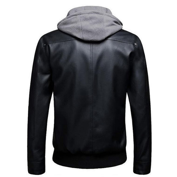 Metro Velocity Leather Jacket