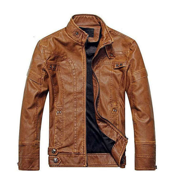 Dam Buster Leather Jacket