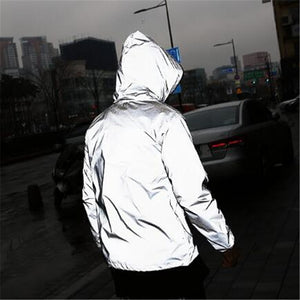 Full Reflective Windbreaker