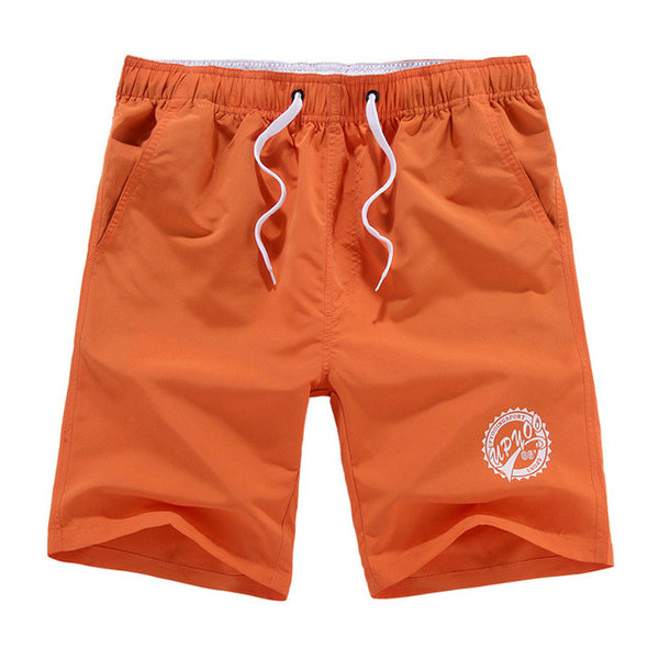 TBC Board Shorts - Orange O