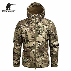 Cove Camo Mege Knight Winter Jacket