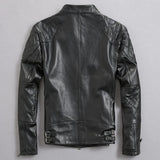 Torino Genuine Leather Jacket