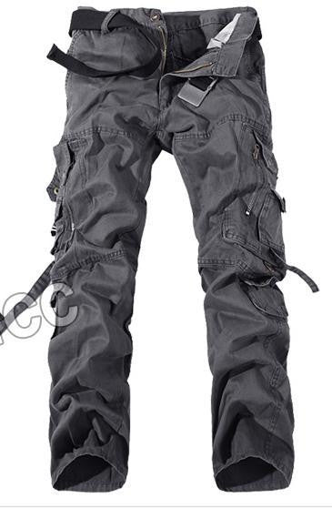 Army Green Cargo Pants