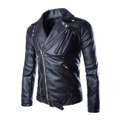 Assassins Jacket Black