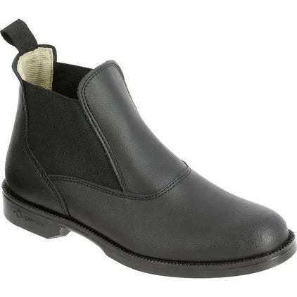 Adult / Kids' Horseback Riding Classic Leather Jodhpur Boots