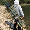Portable Fishing Rod & Tackle Bag by FISHERMAN LINE™