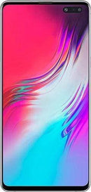 Samsung Galaxy S10 (5G) -256GB - Crown Silver - As New