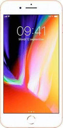 Apple iPhone 8 Plus -64GB - Gold - As New