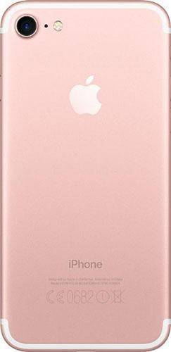 Apple iPhone 7 -128GB - Rose Gold - Excellent