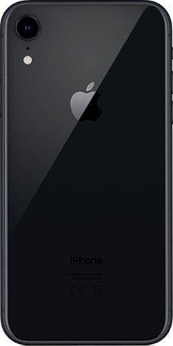 iPhone XR 64GB Black Excellent