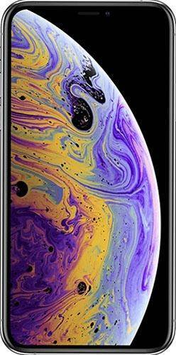 iPhone XS 64GB Silver Very Good