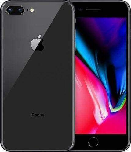 Apple iPhone 8 Plus -64GB - Space Grey - As New