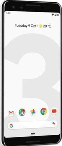 Google Pixel 3 -128GB - Clearly White - Good