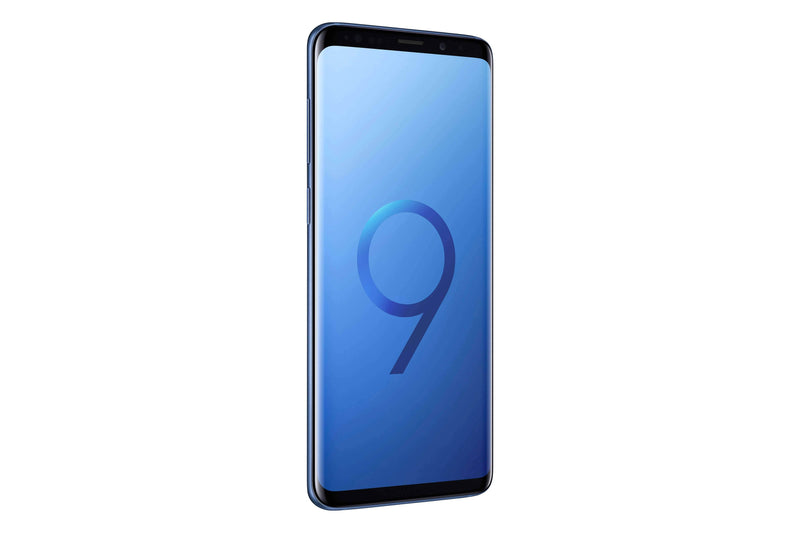 Samsung Galaxy S9+ -256GB - Coral Blue - As New