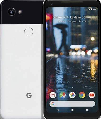 Pixel 2 XL 128GB Black & White As New