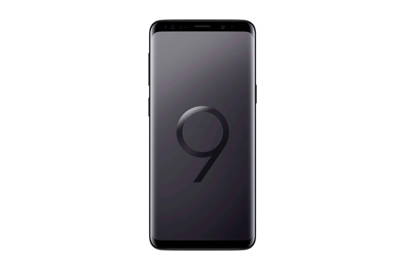 Samsung Galaxy S9 -256GB - Midnight Black - As New