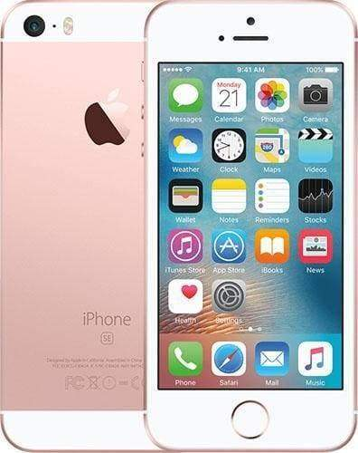 iPhone SE 32GB Rose Gold Very Good (1st Gen)