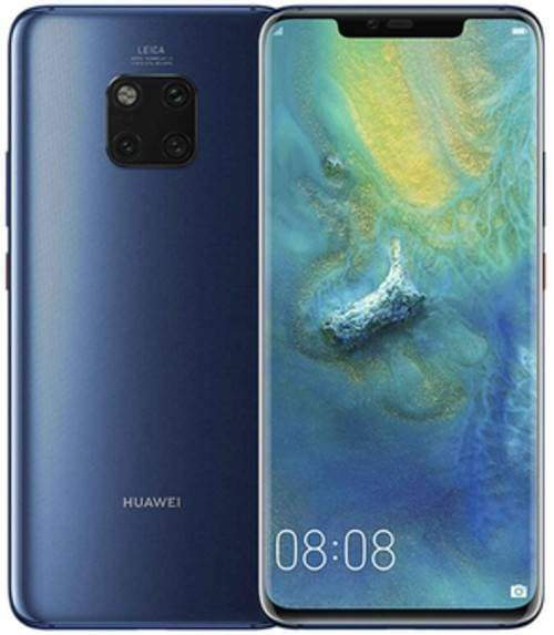 Mate 20 Pro 128GB Midnight Blue As New