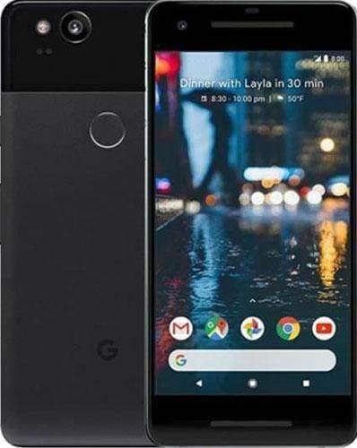 Pixel 2 128GB Just Black As New