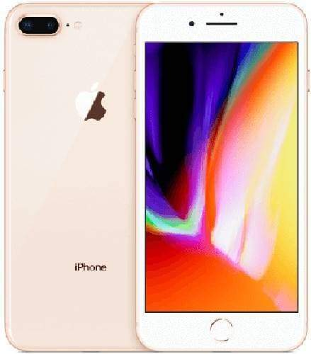 Apple iPhone 8 Plus -256GB - Gold - As New