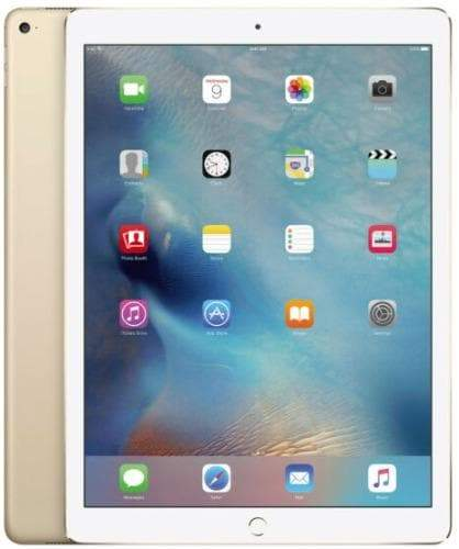 "iPad Pro 12.9"" 1st Gen WiFi + Cell 32 GB Gold Excellent"