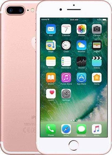 Apple iPhone 7 Plus -32GB - Rose Gold - Very Good