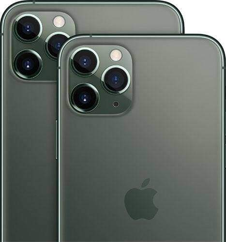 Apple iPhone 11 Pro -64GB - Midnight Green - As New