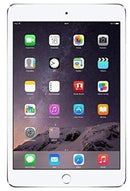 Apple iPad Mini 3 CELLULAR -64GB - Silver - Excellent