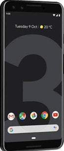 Google Pixel 3 64GB Just Black As New