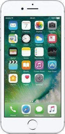 Apple iPhone 7 -32GB - Silver - Excellent