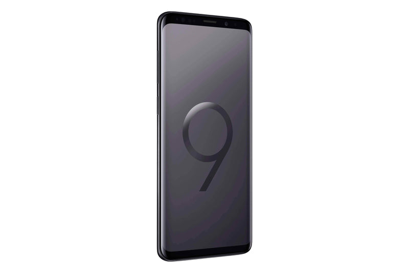 Samsung Galaxy S9+ -256GB - Midnight Black - Excellent