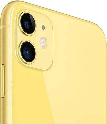 Apple iPhone 11 -256GB - Yellow - As New