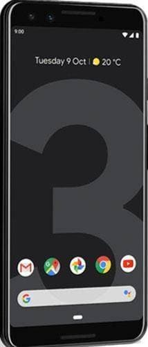 Google Pixel 3 -128GB - Just Black - As New