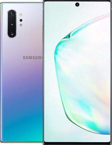 Galaxy Note 10+ 512 GB Aura Glow Very Good