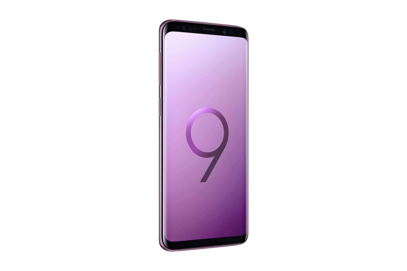Samsung Galaxy S9 -64GB - Lilac Purple - Excellent