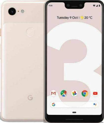 Google Pixel 3 XL -128GB - Not Pink - Good