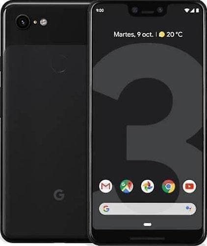 Google Pixel 3 XL -128GB - Just Black - Excellent