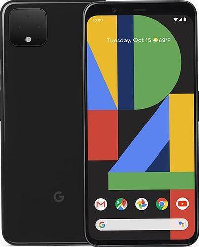 Google Pixel 4 XL -64GB - Just Black - Excellent