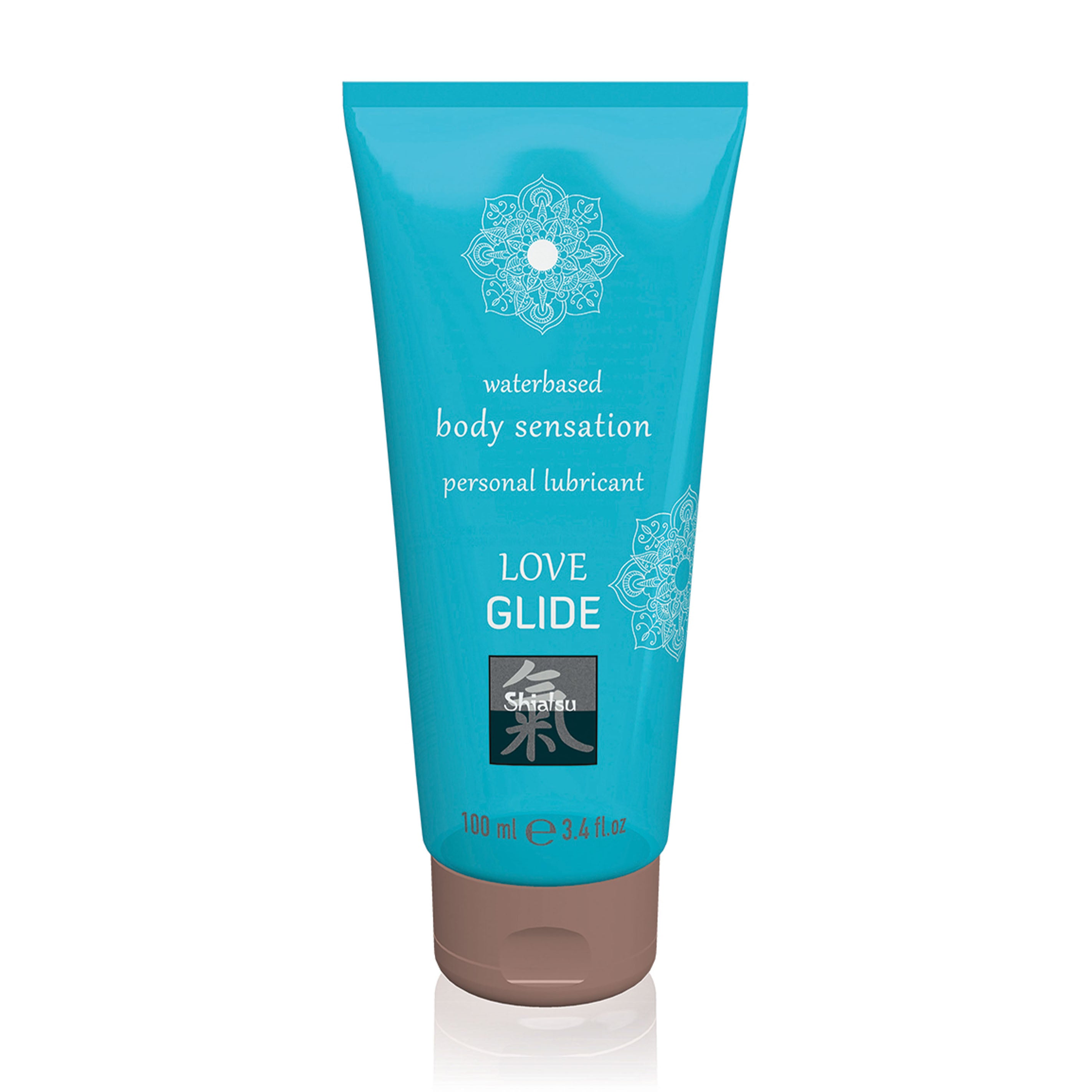 Shiatsu Love Glide WaterBased Personal Lubricant 100ml > Relaxation Zone > Lubricants and Oils 75ml, Both, Lubricants and Oils, NEWLY-IMPORTED - So Luxe Lingerie