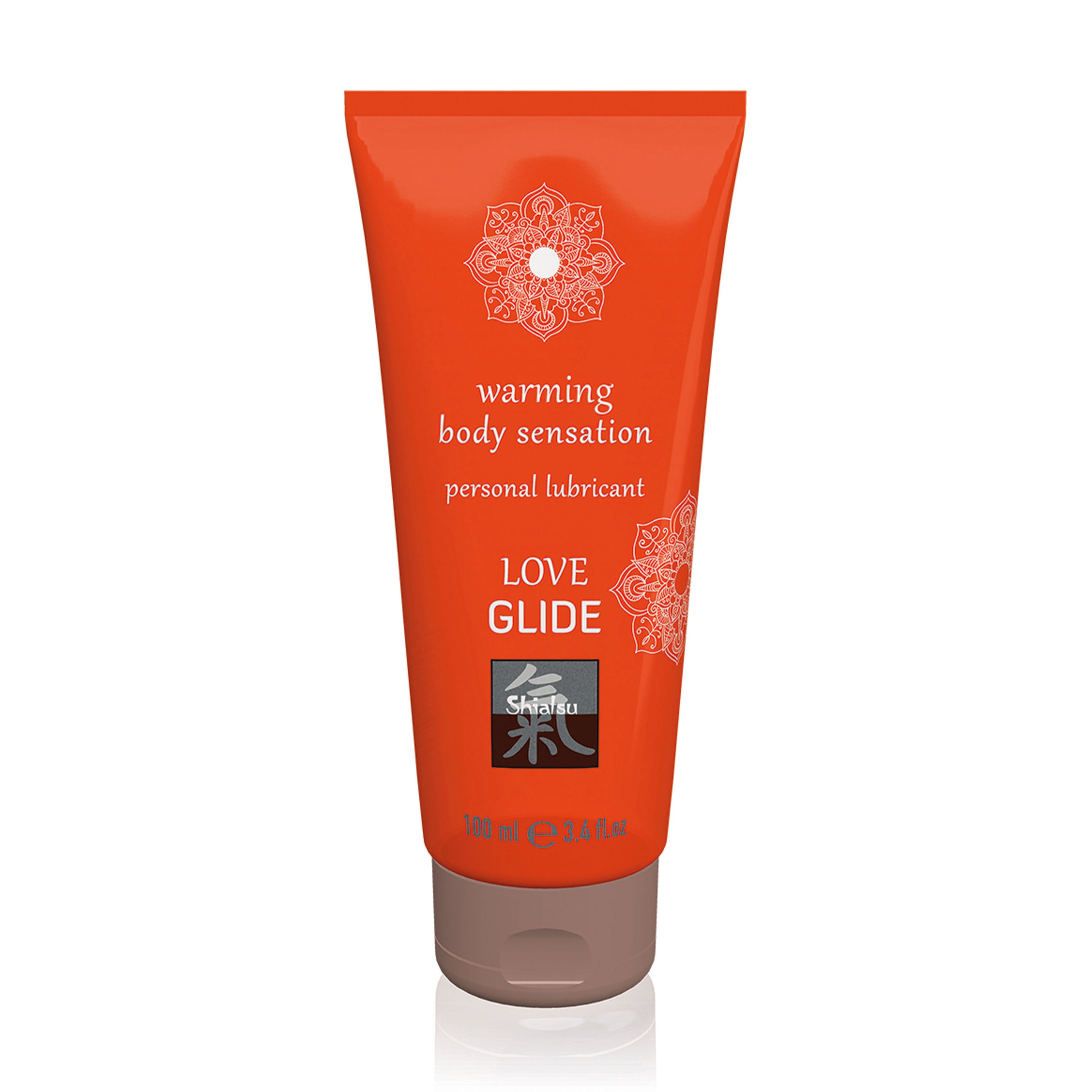 Shiatsu Love Glide Warming Body Sensation 100ml > Relaxation Zone > Lubricants and Oils 75ml, Both, Lubricants and Oils, NEWLY-IMPORTED - So Luxe Lingerie