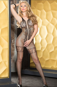 Shirley of Hollywood SoH-HS 90361 Fishnet Bodystoc