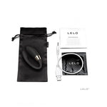 Load image into Gallery viewer, Lelo Noa Couples Rechargeable Vibrator Black > Branded Toys > Lelo 3.30 Inches, Both, Lelo, NEWLY-IMPORTED, Silicone - So Luxe Lingerie