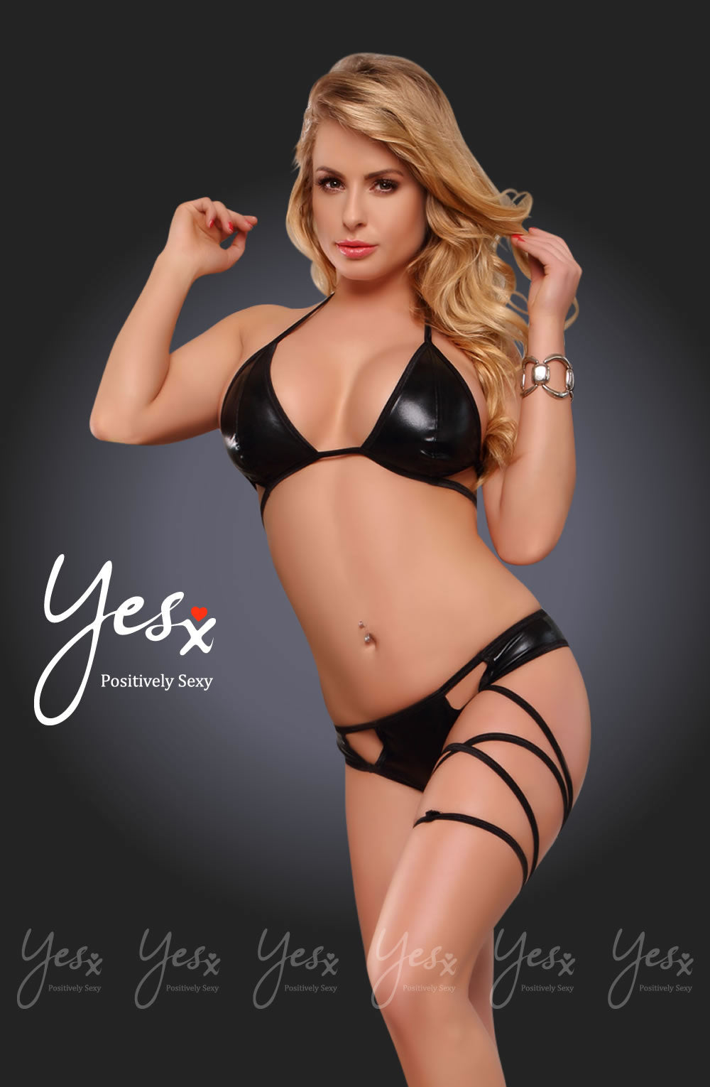 YesX Yesx YX513 Bra Set Black  Bra Sets, Lingerie Sets, NEWLY-IMPORTED, Yesx - So Luxe Lingerie