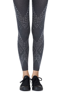 ZOHARA C2HGGR Heather Leggings  Brands, Hosiery, Leggings, NEWLY-IMPORTED, Tights, Zohara - So Luxe Lingerie