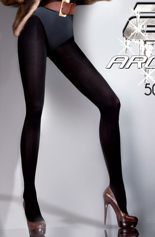 Gabriella Classic Arctic Tights Nero (Black)2 (S)