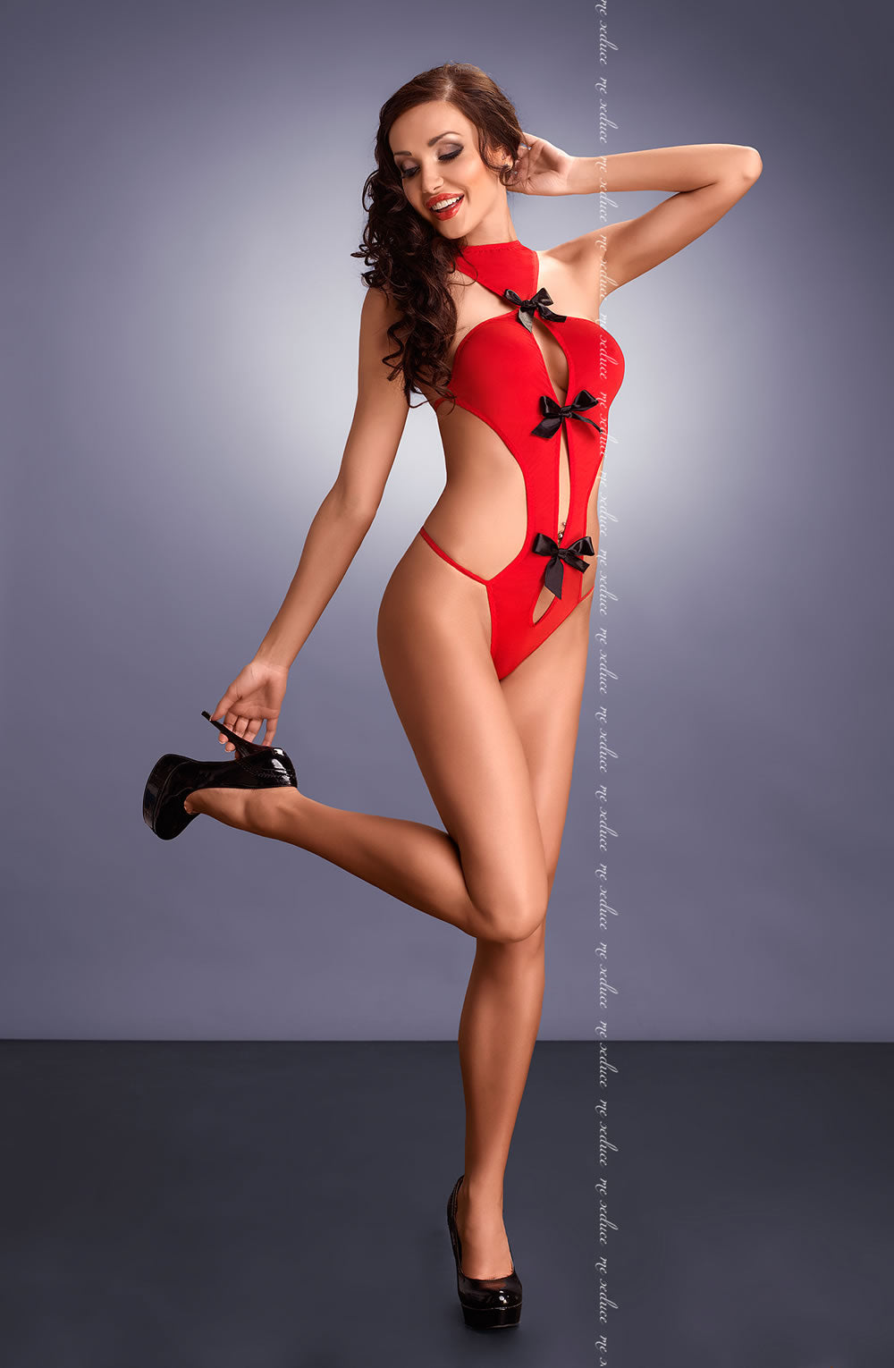 e Seduce e Seduce Helena Red  All Offers, Bodies, Lingerie Sets, Me Seduce, NEWLY-IMPORTED, Teddies - So Luxe Lingerie