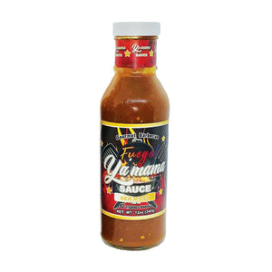 Ya'Mama's Fuego Gourmet Barbecue Sauce 12oz (340g)For the Spicy lover! - SupherbBotanicals