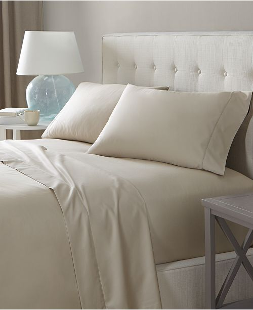 Sheet Set, 550 Thread Count 100% Supima Cotton, Created for Macy's
